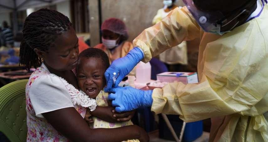 43年奪走萬條人命的世紀瘟疫》實驗藥物效果顯著 伊波拉治療現曙光!