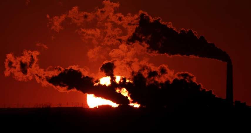 地球持續發燒!美國氣象學會最新報告:2018年史上第四熱,全球溫室氣體排放量創歷史新高!