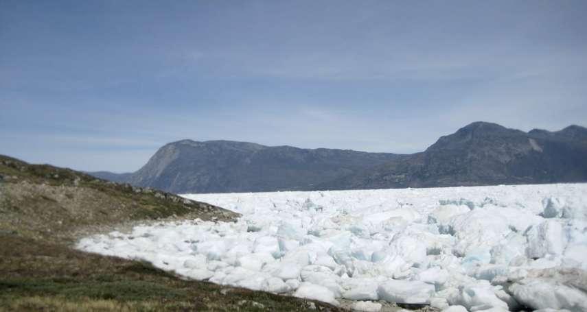 當氣候變遷成為心理危機》親歷全球暖化危害 格陵蘭島民產生「生態悲痛」情緒