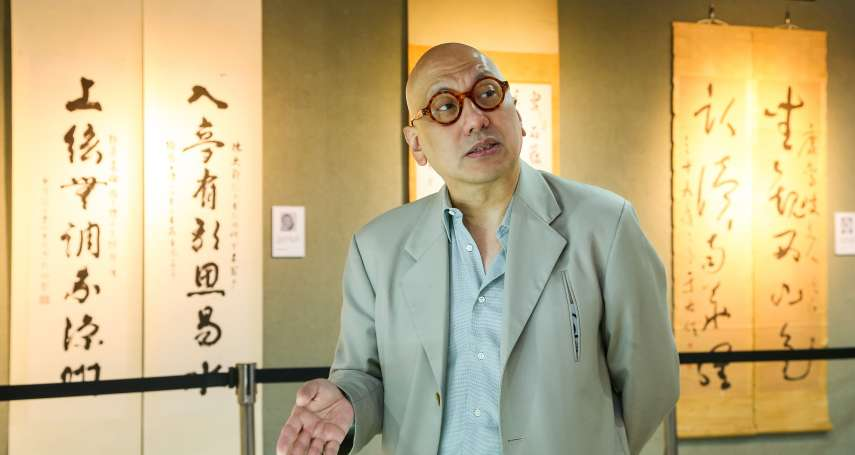 專訪》「民進黨出於政治考量湮蓋歷史」 宋緒康:文化再起,民間力量更純粹