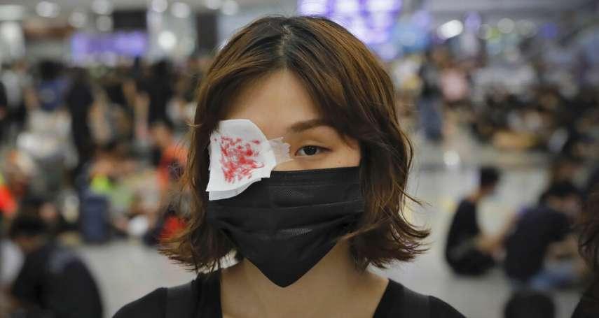 香港示威者究竟是誰?學界分析:大學學歷、年輕人、中下階層