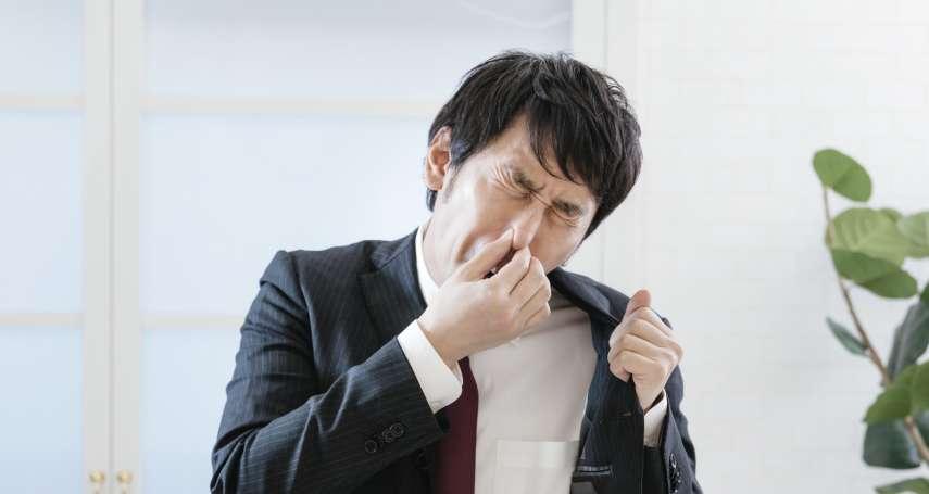 腋下狂冒汗,就是腎虛、腎虧了?中醫教你這一招,養腎抗老又壯陽