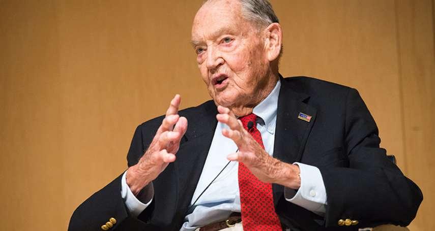 當年被華爾街嘲笑的指數型基金,成了投資人的圭臬,約翰柏格的「愚行」