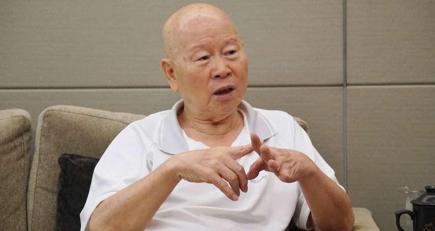 「韓國瑜像流寇,失勢再起可能更強大」 許信良:別低估庶民影響力