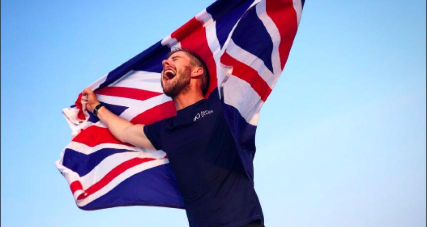 世界第一人》靠雙腳走完亞洲第一長河:英國90後青年352天征服長江