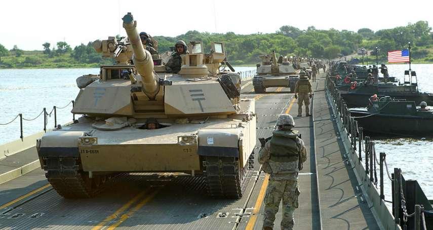 向美採購108輛M1A2T戰車 預計下月簽署發價書