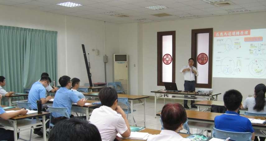 強化實戰經驗 屏東加工區舉辦產業實務培訓課程