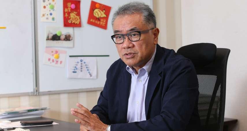 名人真心話》走過台糖3年「長大了」 黃育徵:國營事業員工的驕傲,在於每件事都能影響台灣未來