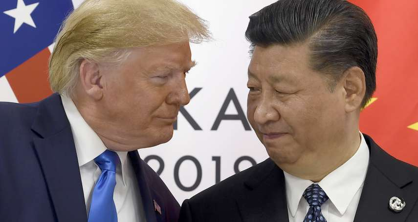 中美貿易戰》100多年前,「在所有國家中,中國最信任美國」……細數兩國百年恩怨往來