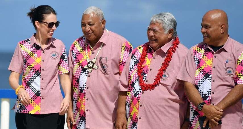 氣候變遷問題談不攏》澳洲總理莫里森稱「已給金援」 斐濟怒嗆:中國就不會說給了多少錢
