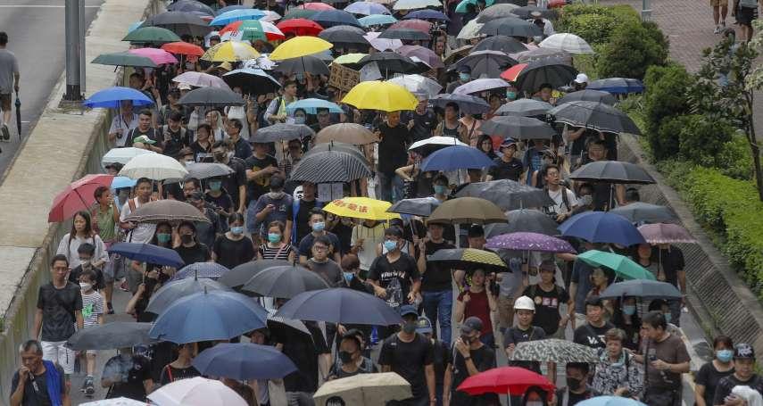反送中示威緊張升級》歐盟、加拿大外長聯合聲明:克制暴力,維護香港集會自由和自治