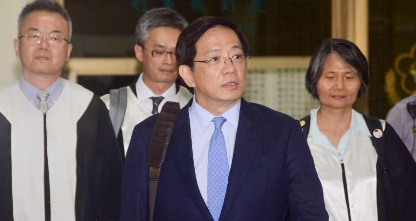 管中閔公職期間匿名寫評論 公懲會判申誡處分確定