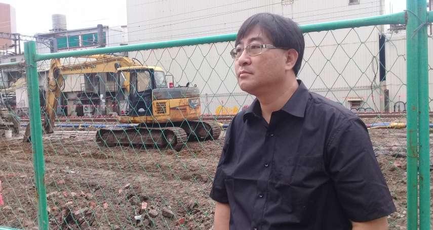 朱淑娟專欄:從反南鐵東移到參選立委,陳致曉要打破民進黨的假台獨威權