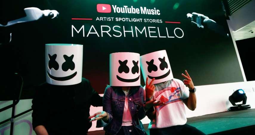 搶74億美元串流音樂大餅,Google 第四次出擊力戰 Apple、Spotify