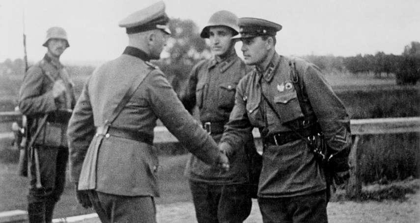 許劍虹觀點:從反納粹到反赤化