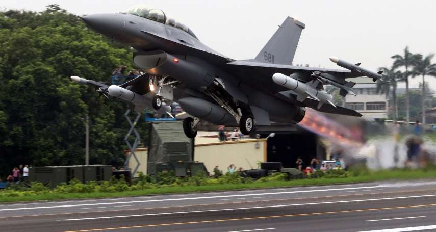 F-16V採購特別預算燒2472億元,政府舉債破表?主計總處:政府有1.6兆舉債空間