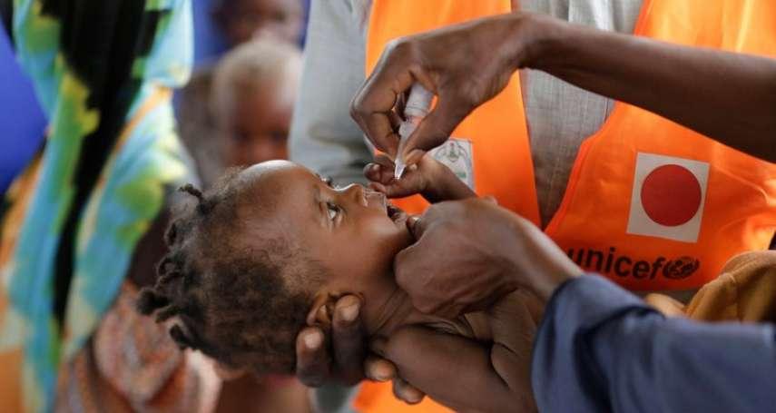 全球公衛重大里程碑!奈及利亞3年未出現小兒麻痺病例 非洲可望從疫區除名