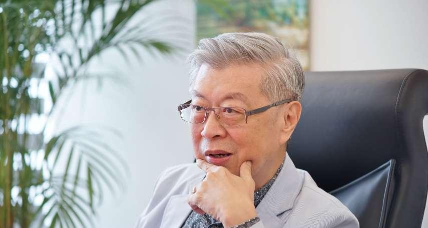 如果香港垮了,誰是下個國際金融中心?陳冲:台灣有自己的路,不必強出頭