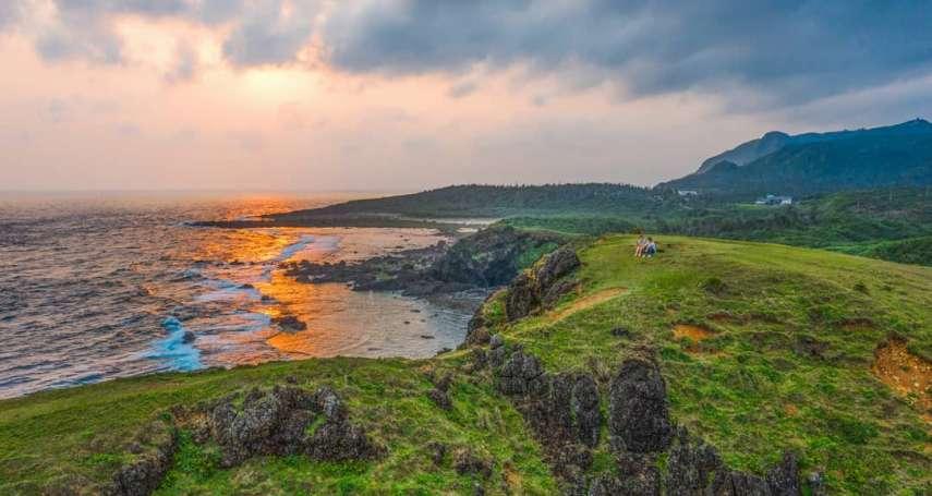 別只會去澎湖、小琉球!大推綠島5個今生必去景點,台灣最美離島真的當之無愧啊!