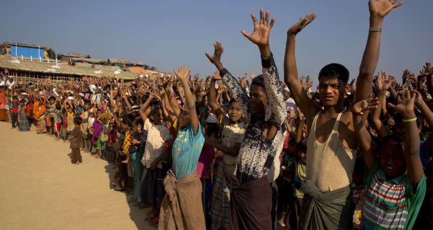 無差別空襲、強佔財產、濫用酷刑……緬甸軍對羅興亞人的暴行不曾停止,若開邦局勢惡化