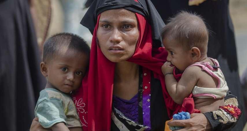攻擊孕婦、刺傷女性下體……聯合國調查:緬甸軍隊企圖以「性暴力」滅絕羅興亞人!