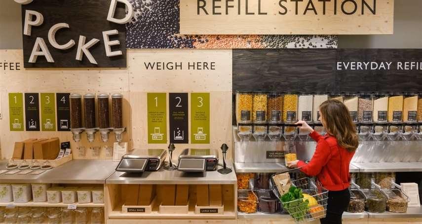 就是不要塑膠包裝!英國超市「裸賣」正夯,民眾體驗後感想超驚豔…