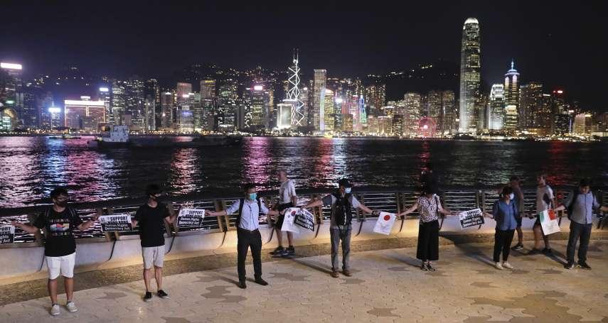 「五大訴求」明明沒有港獨選項,北京卻說「自決就是港獨」!陳浩天:港獨也是被中共打壓出來的