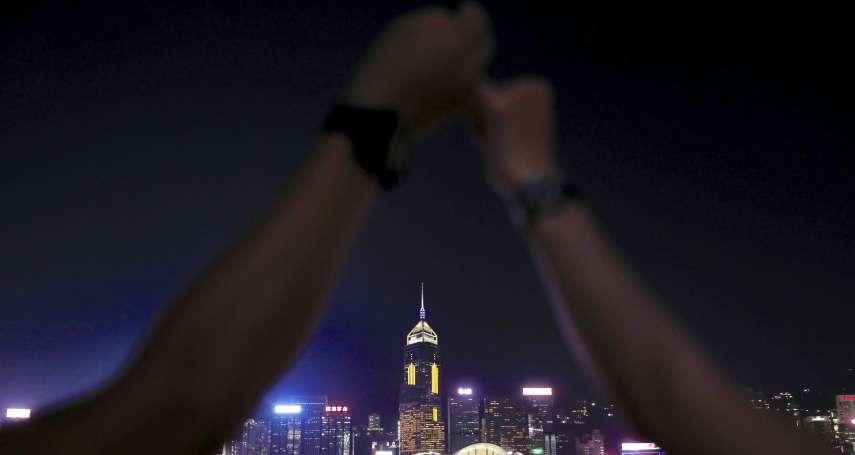 被認證的「外國勢力」?中國外交官阻撓挺香港示威太超過 立陶宛外交部召見大使抗議