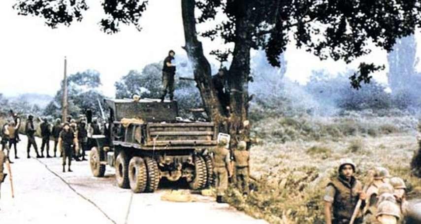43年前的8月,一棵楊樹、兩具屍體差點引發朝鮮半島戰火重燃