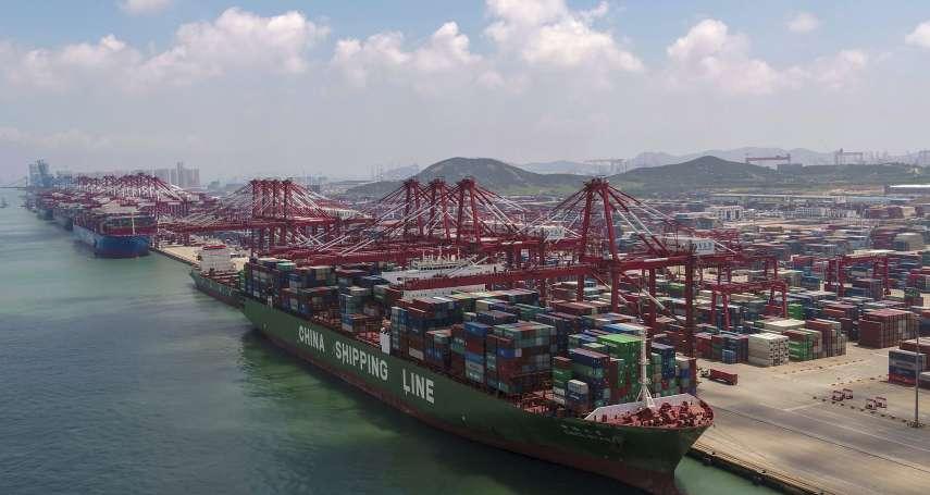 呂紹煒專欄:貿易戰擴大,台灣能再撿槍嗎?