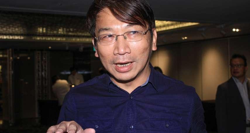 徐永明26日將與社民黨會面 請益第三勢力政黨合作新模式