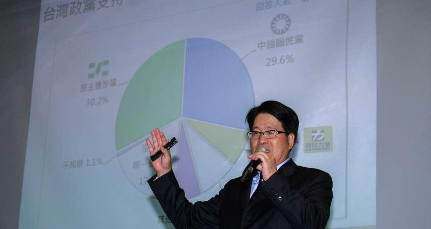 「我們錯怪柯文哲了!」游盈隆:台灣民眾黨拉走很多國民黨支持者