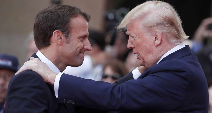 OECD出面斡旋 美國暫不課徵法國香檳關稅