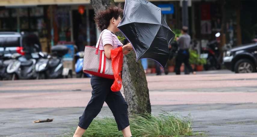米塔颱風來襲》徐榛蔚今早7時半緊急宣布花蓮停班課 網友怒灌臉書抱怨