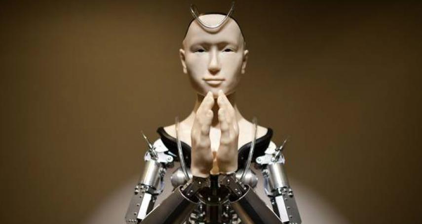 佛法無邊也AI?! 京都古剎「高台寺」請出機器人法師「Mindar」普渡眾生 能誦經也會傳道弘法
