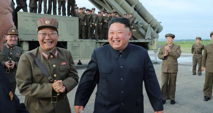 今年還有一次川金會?川普無視金正恩屢射彈:美朝代表今在瑞典碰面,準備重啟無核化協商
