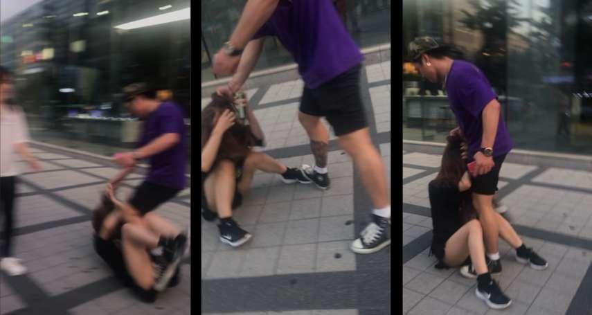 南韓網友痛罵「國恥」:搭訕19歲日本妹遭拒當街施暴,首爾法院判韓渣男蹲1年苦牢