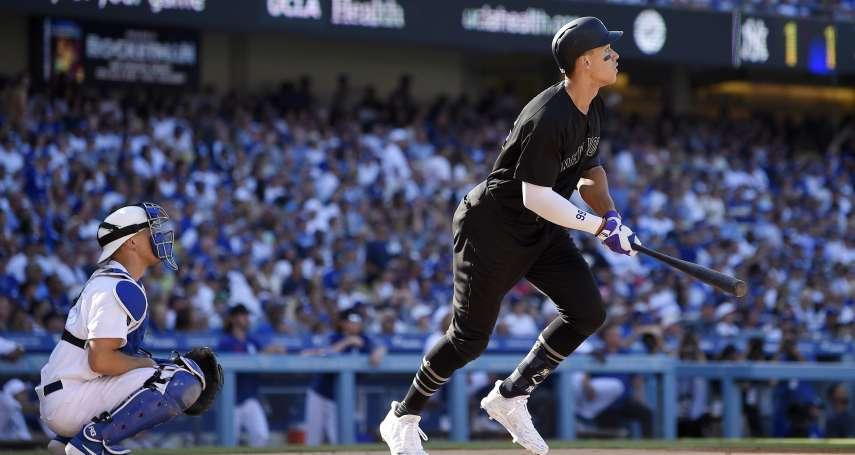 MLB》賈吉兌現開轟承諾 杰曼力壓克蕭續居勝投王