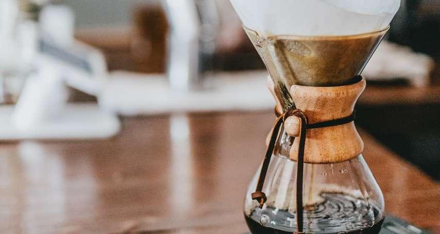 一天一杯咖啡超燒錢!上班族救荷包,咖啡店老闆親授「零失誤」沖泡法,十步驟沖出香醇咖啡