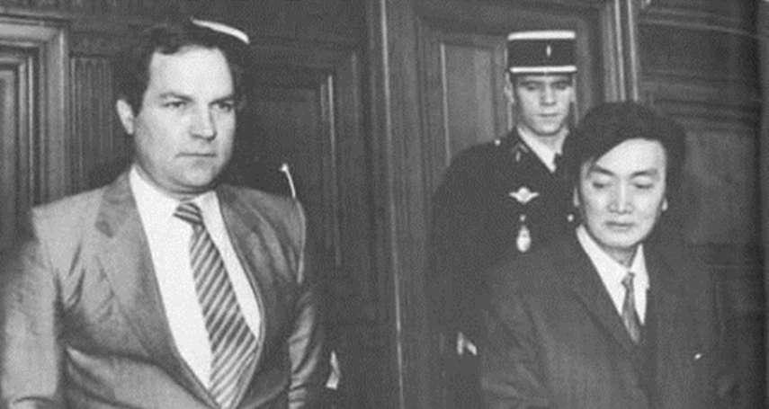 結婚生子18年,才發現老婆竟是男的!80年代轟動國際中法間諜案,背後藏著說不出口的苦戀…