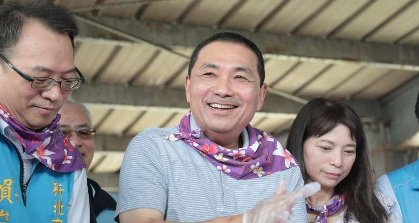 天下雜誌民調》侯友宜初當市長就「打破藍營在新北紀錄」!韓國瑜墊底、柯文哲倒數第3