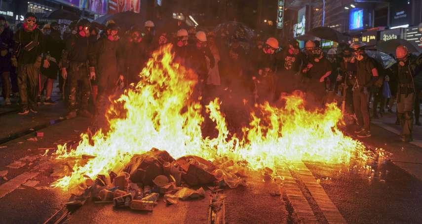 新新聞》習近平就怕美帝輸出顏色革命到香港