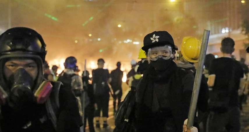 香港移交中國形同二度被殖民!黃之鋒、周永康投書紐時:你可以拘捕我們,但還會有無數抗爭者走上街頭