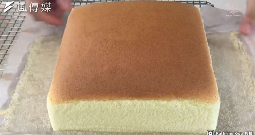 大人小孩都忘不了的經典日式棉花蛋糕!自己在家也能輕鬆做,入口即化超綿密做法大公開【影音】