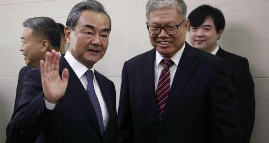 不愧是好兄弟!中國外長訪問北韓 高喊「香港是中國的香港」 網友諷:兩韓統一要一國幾制?