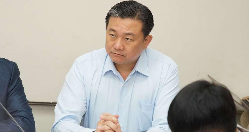 幫助香港,政府為何不修難民法? 王定宇提了這兩大理由