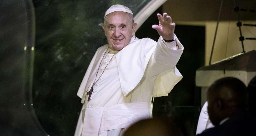 推動教會改革,卻遭美國天主教保守派強力抨擊 教宗方濟各:這是我的榮幸!