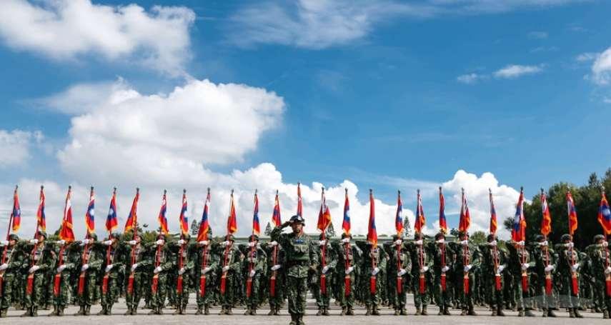 國軍首支聯合兵種營誕生 「一個營就能獨立作戰」