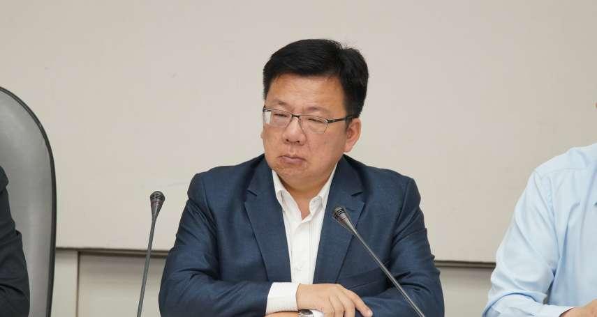 未列不分區名單「不必找理由」 李俊俋等立委發表「畢業感言」