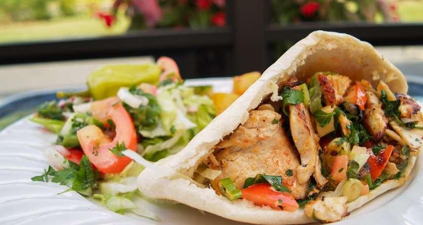 埃及的沙拉三明治是世界上最好吃的嗎?